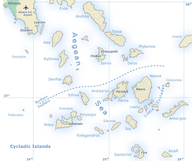 cyclades-yacht-charters